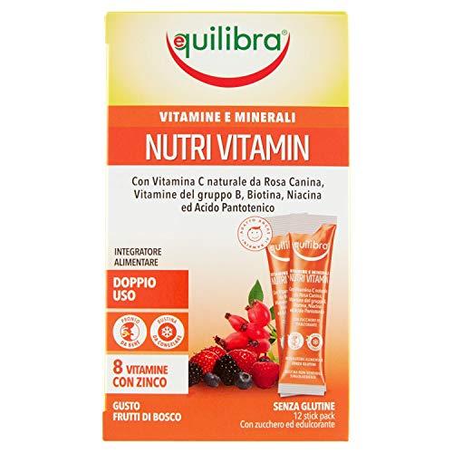 Equilibra Nutri Vitamin, 12 Bustine