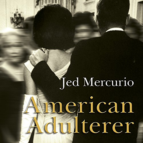 American Adulterer audiobook cover art