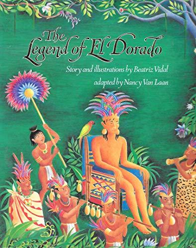 The Legend of El Dorado: A Latin American Tale