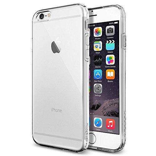 Movoja TPU Hülle kompatibel mit iPhone 6 6S | PERFEKTE Passform | Case Schutzhülle Silikon Crystal Case Transparent Durchsichtig