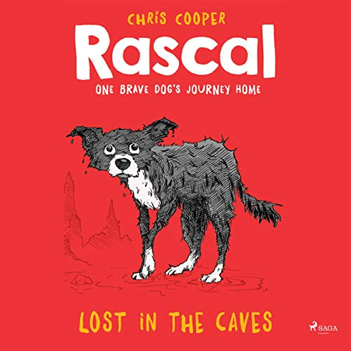 Lost in the Caves audiobook cover art