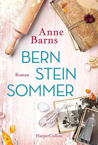 Buchseite und Rezensionen zu 'Bernsteinsommer' von Anne Barns