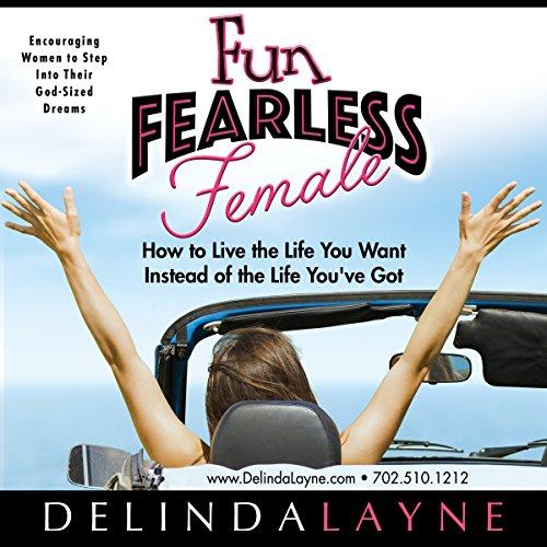 Fun Fearless Female audiobook cover art