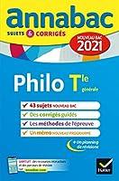 Annabac 2021 Philosophie