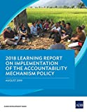 2018 Learning Report on Implementation of the Accountability Mechanism Policy (English Edition)