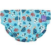 Bambino Mio, pañal bañador, bahía de tortuga, extra grande (2+ años)