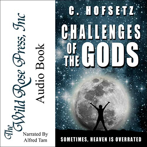 Challenges of the Gods audiobook cover art
