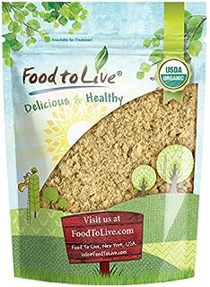 Organic Mesquite Powder, 2 Pounds — Non-GMO, Kosher, Bulk