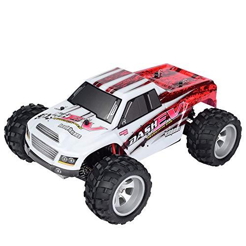 JYLSYMJa Coche de Control Remoto, 2.4G 1/18 4WD Todo Terreno Off-Road Monster Truck Drift Climbing Toy Car para niños y Adultos Velocidad máxima: 70 km/h
