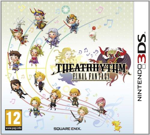 Theatrhythm: Final Fantasy (Nintendo 3DS) - [Edizione: Regno Unito]