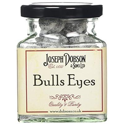 joseph dobson & sons bulls eyes sweets 160 g (pack of 4) Joseph Dobson & Sons Bulls Eyes Sweets 160 g (Pack of 4) 51p0aeVYW4L