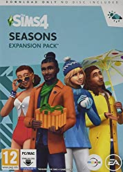 Experience impactful weather - Enjoy four stunning seasons and dynamically changing weather that affect all aspects of your Sims' lives. From hot and sunny to blustery and snowy Revel in Seasonal Activities - Year-round activities provide Sims fun an...