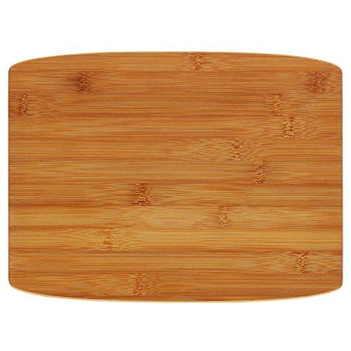 kela 11872 Planche à découper Katana 33x25cm en Bambou, Beige, 33 x 25 x 1,2 cm