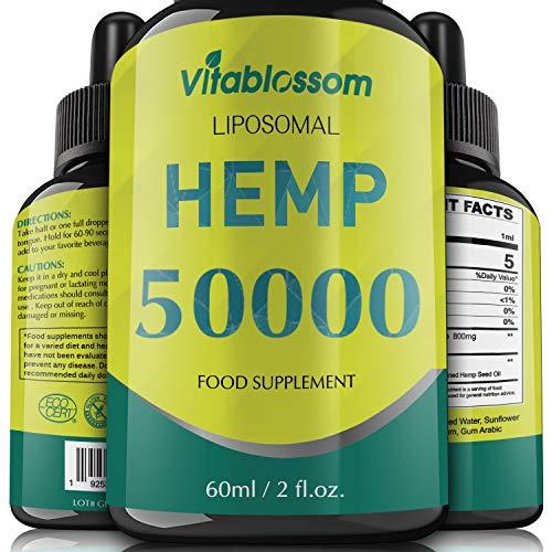 Liposomales Naturöl | 50000mg/83% |...