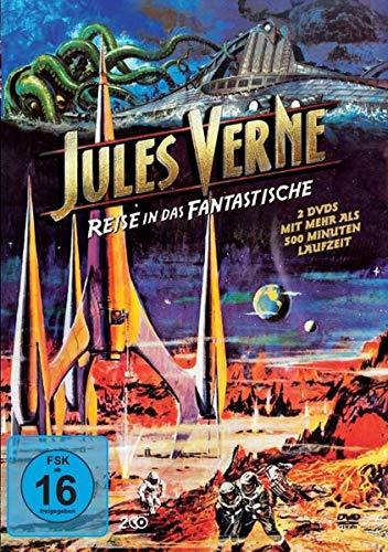 Jules Verne - Reise in das Fantastische [2 DVDs]