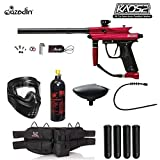 Best Paintball Guns - Maddog Azodin KAOS 2 Silver Paintball Gun Package Review
