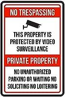 金属の装飾のティンサイン「禁煙違反は懲戒処分の結果になることに注意してください、ヴィンテージの錫の壁サインレトロアート鉄の絵画金属警告プラーク装飾の家の庭店バーコーヒーハウス