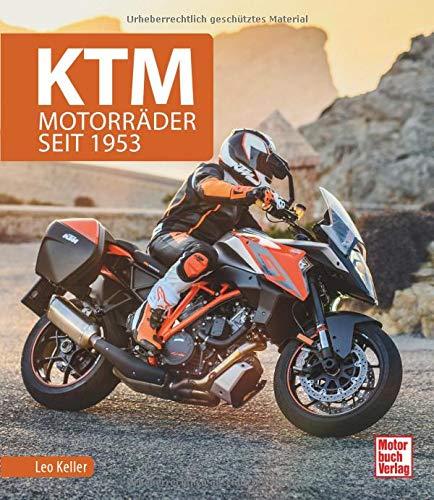 KTM: Motorräder seit 1953