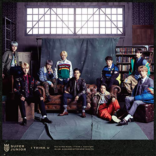 [album]I THINK U – SUPER JUNIOR[FLAC + MP3]