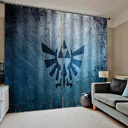 cortinas habitacion zelda