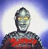 ウルトラセブン ミュ-ジックファイルの画像
