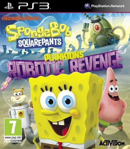 Spongebob Squarepants: Plankton's Robotic Revenge [Importación Inglesa]
