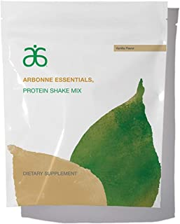 Arbonne Essentials - Vanilla Protein Shake Mix 2lb Bag #2070