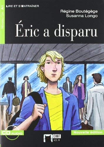 Eric a disparu, ESO. Material auxiliar by sa_editorial_vicensvives(2010-10-01)