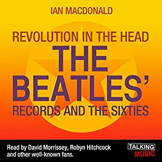 Revolution in the Head audiobook cover art