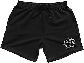 Slimbty Activewear Men's Workout Building Gym Sports Shorts Cotton