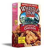 Original WhistleStop Cafe Recipes | Batter Mix for Chicken, Baked or Fried (1 Box)