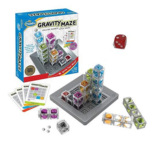 ThinkFun Gravity Maze シンクファン グラビティ・メイズ [1つのサイコロが含ま]