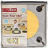 Skip * Hop sk-245111alfombra Dalles espuma gris/oro