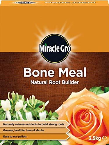 Miracle Gro Bone Meal - Natural Root Builder 3.5KG