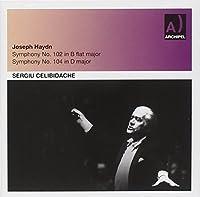 Haydn: Symphonies Nos 102, 104