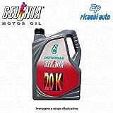 OLIO MOTORE LUBRIFICANTE PETRONAS SELENIA 10W40 20K LT.5