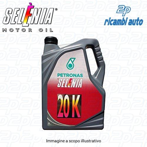 SELENIA PETRONAS Olio Motore LUBRIFICANTE 10W-40 20K LT.5