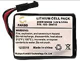 Visonic Powermax - Batería para sirena MCS-740 (2 unidades)