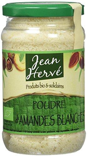 Jean Hervé Poudre dAmande Blanche Bio 150 g