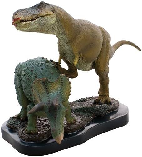 FDF-201 yrannosaurus und Triceratops
