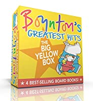 Boynton's Greatest Hits volume 2 : The Going to Bed Book, Horns to Toes, Opposites, but Not the Hippopotamus