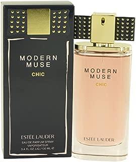 Esteë Láuder Mòdern Müse Chïc Përfume For Women 3.4 oz Eau De Parfum Spray + Free Shower Gel