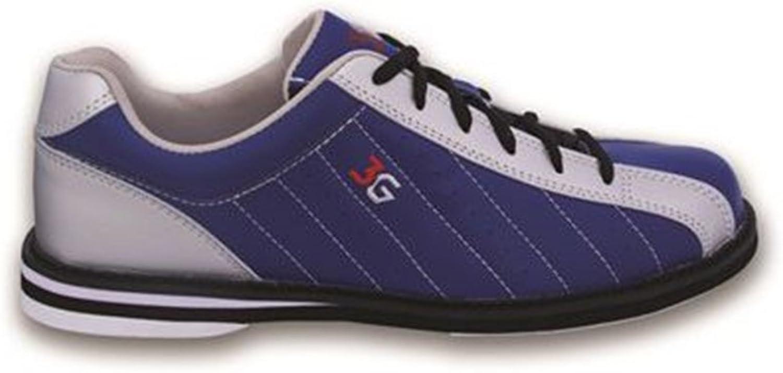 3G Mens Kicks Bowling shoes- Navy Silver