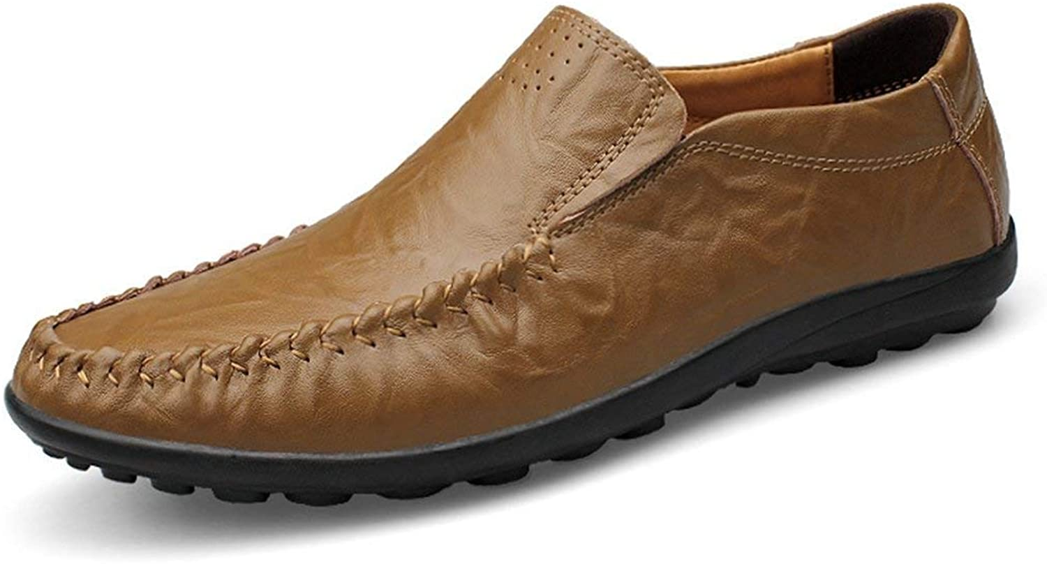 205f8bb9959d6 ZHRUI Boy's Men's Sole Khaki Casual Daily UK 11 (color -, Size ...