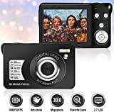 Digital Camera 30MP Camera 2.7 Inch TFT LCD With 8X Digital Zoom Vlogging
