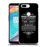 Official Supernatural Winchester Brothers Vectors Soft Gel Case Compatible for OnePlus 5T