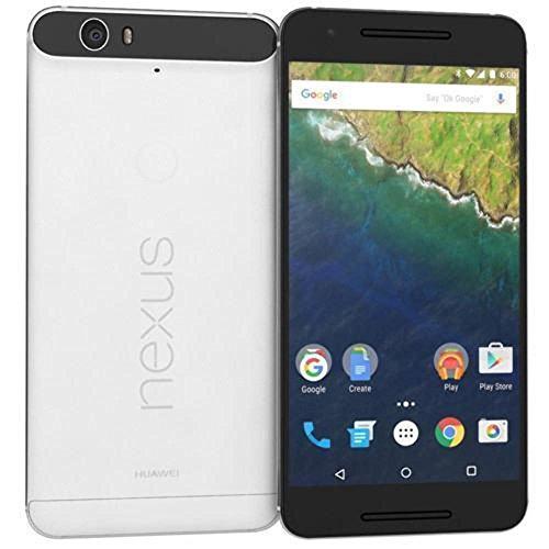 Huawei Nexus 6p 64GB - Factory Unlocked Phone - Frost