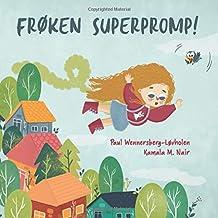 Frøken Superpromp! (Norwegian Edition)