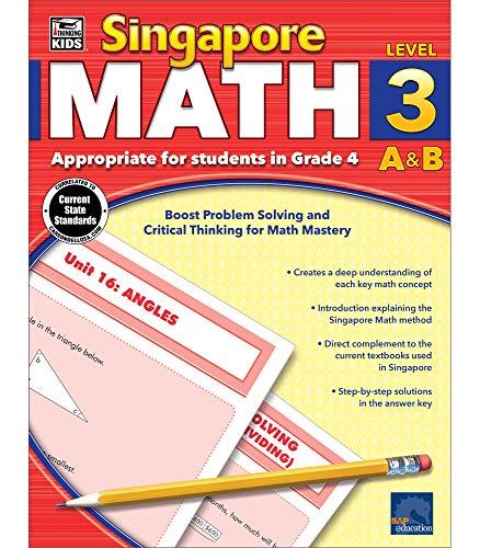 Singapore Math A & B: Level 3
