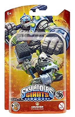 Skylanders Giants - Giant Character Pack - Crusher